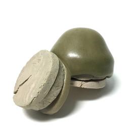 Foggy Mint 2018 Ceramic materials