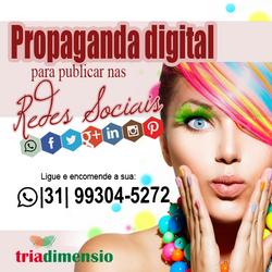 Propaganda digital ou online