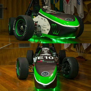carro elétrico Tesla UFMG