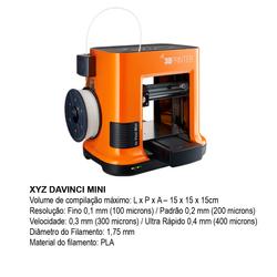 Da Vinci Mini