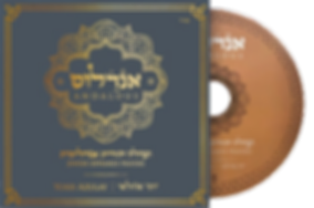 Yossi Azulay - Andalous album cover