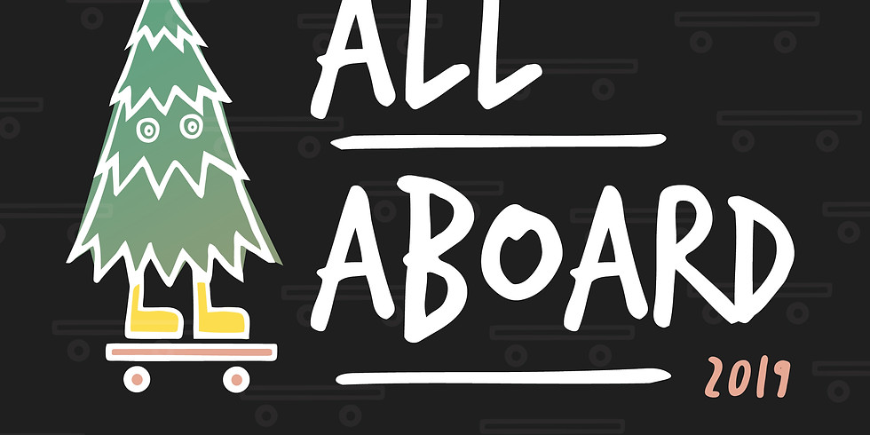 All Aboard 2019 - Skate Park and Mini-ramp Registration