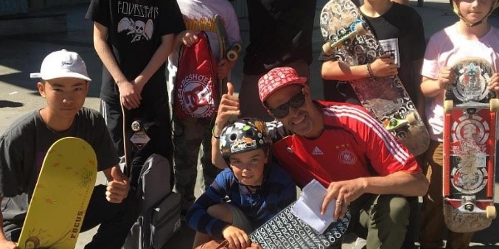 Youth Week Skateboard Jam