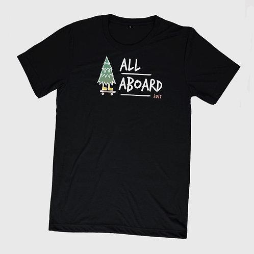 All Aboard 2019 T-Shirt