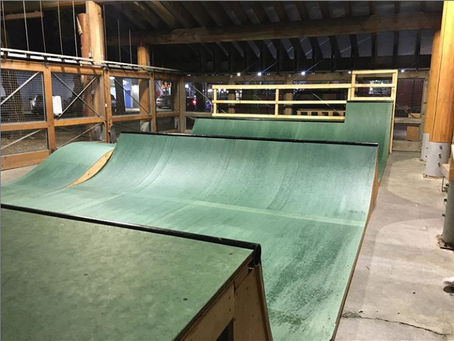 GREEN RAMP IS BACK !!