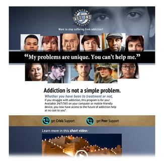 5 Actions Addiction Help