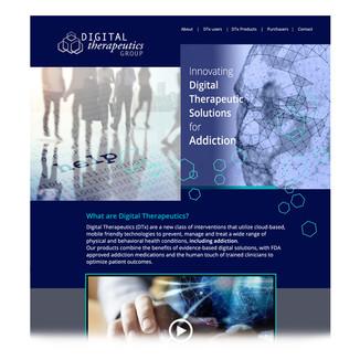 Digital Therapeutics Solutions