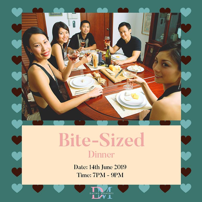 Bite-Sized Dinner FULL
