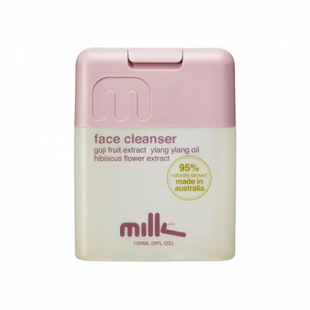 Milk&Co Face Cleanser 150ml 女士醒膚潔面乳
