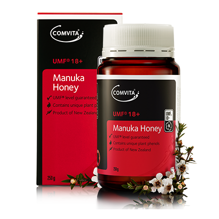 Comvita Manuka Honey UMF18+ 250g 康维他麥蘆卡蜜糖