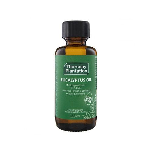 Thursday Plantation Eucalyptus Oil 100ml 桉樹油
