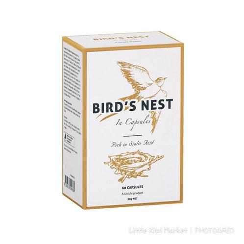 Unichi Bird's Nest 60 capsules 燕窩精華膠囊60粒