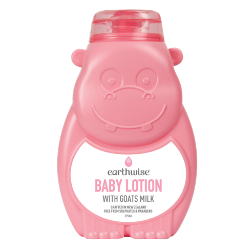 Earthwise Goats Milk Baby Lotion 275ml 嬰兒羊奶潤膚乳