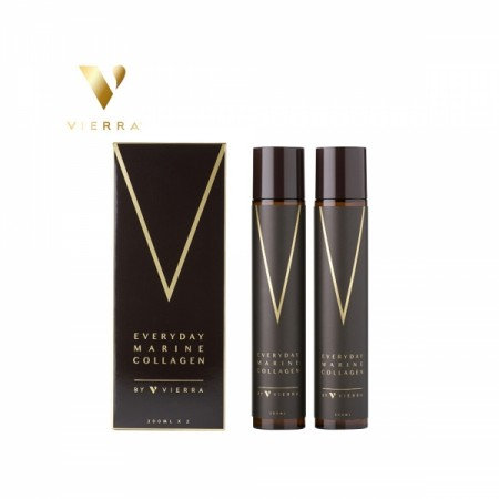 Vierra Everyday Marine Collagen 200ml*2 膠原每日美容口服液 200ml* 2瓶