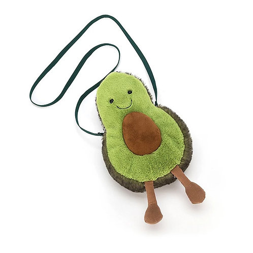 Jellycat Amuseable Avocado Bag 29cm 牛油果包包