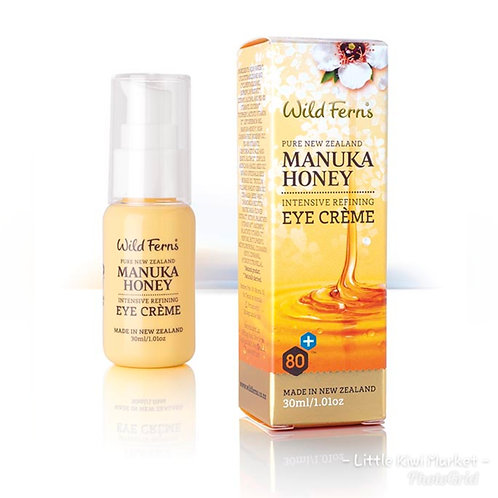 Wild Ferns Manuka Honey Eye Cream 30ml 麥蘆卡蜂蜜眼霜