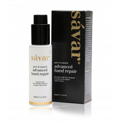 Savar Advanced Hand Repair 60ml 強效修護手霜