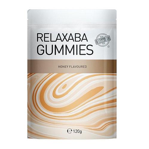 Bio-E Relaxaba Gummies 120g 睡眠軟糖蜂蜜口味