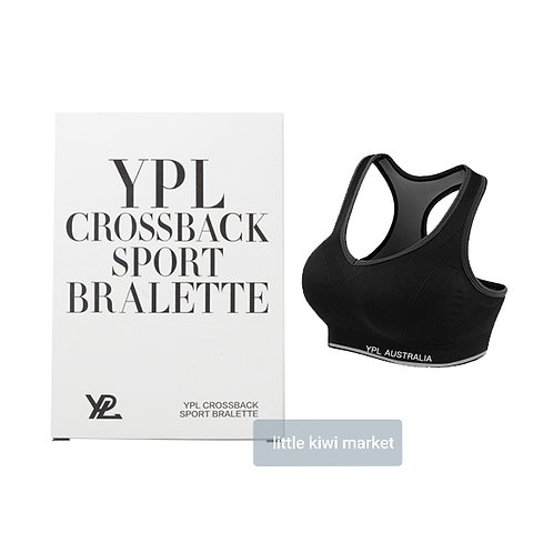 YPL Crossback Sport Bralette 爆乳運動背心 均碼 無鋼托