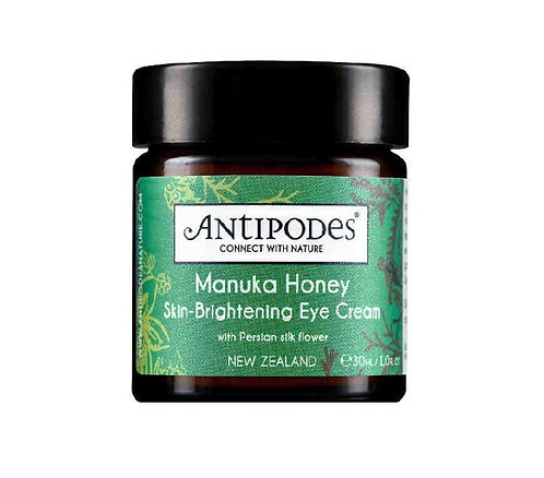 Antipodes Manuka Honey Skin-Brightening Eye Cream 30ml 麥蘆卡蜂蜜眼霜