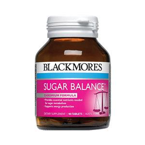 Blackmores Sugar Balance 90t 血糖平衡片 90粒