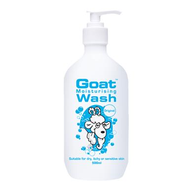 Goat Wash Original 500ml 山羊奶沐浴露原味