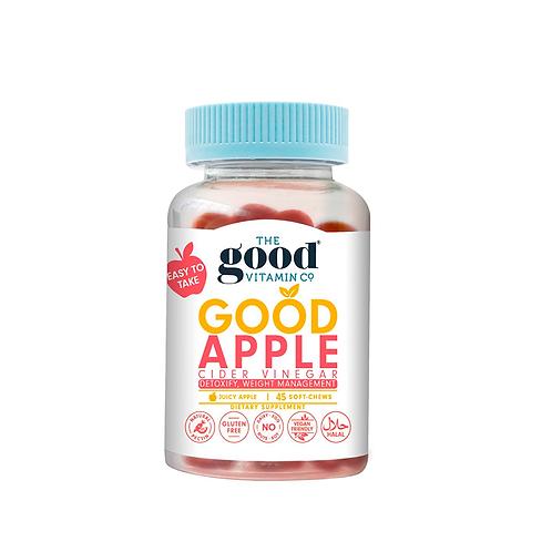 The Good Vitamin Co Apple Cider Vinegar 45 Soft Chews 成人蘋果醋軟糖 45粒