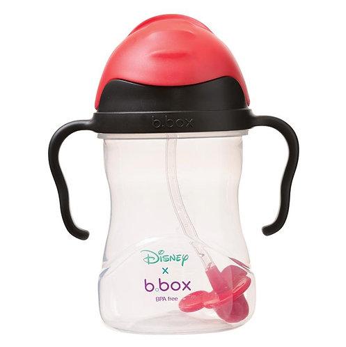 b.box Sippy Cup Disney Mickey 240ml 學飲杯 迪士尼限量版 紅黑
