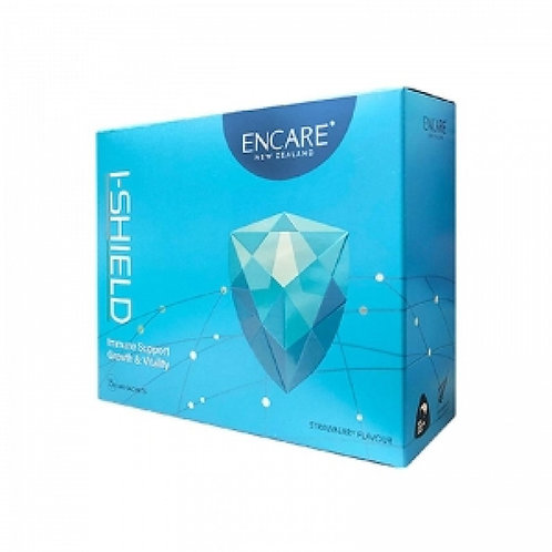Encare I-Shield Immune Support Kids 15g*40 活性耳牛球蛋白兒童版1.5g*40袋
