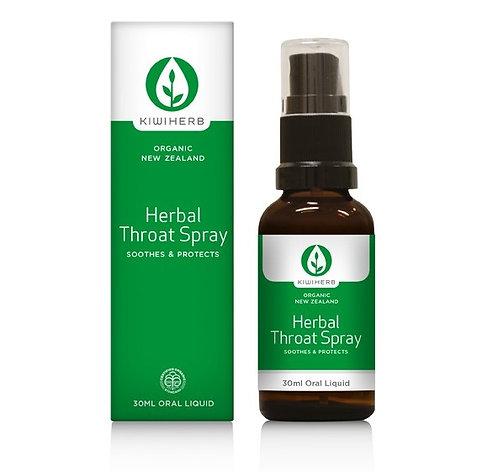Kiwiherb Throat Spray 30ml 喉嚨噴霧