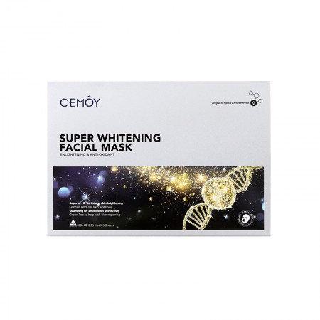 Cemoy Super Whitening Facial Mask 28ml*5sheets 超級美白面膜28毫升x 5片