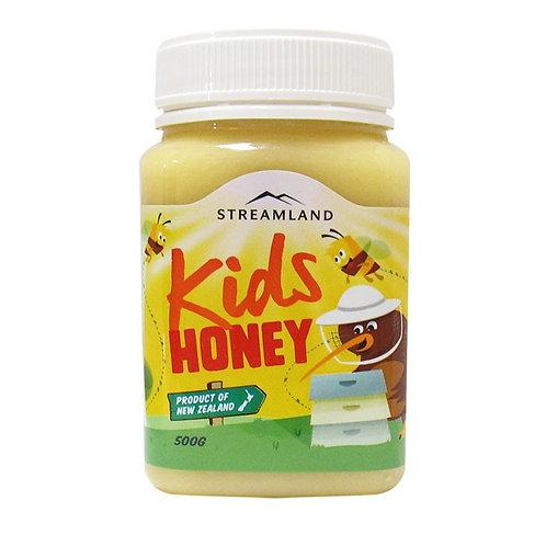 Streamland Kids Honey 500g 兒童蜂蜜