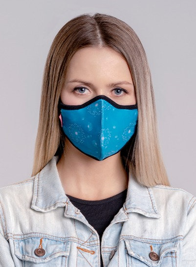 Meo KN95 Lite Mask - Dandelion (8 Filters) 成人輕便防護口罩 蒲公英 (8滤芯)