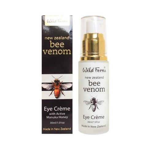 Wild Ferns Bee Venom Eye Cream 30ml 蜂毒眼霜
