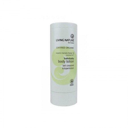 Living Nature Kekebaby Lotion 100ml 寶寶有機身體乳