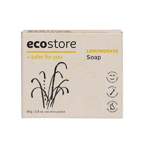 Ecostore Lemongrass Soap 80g 纯天然檸檬草香皂