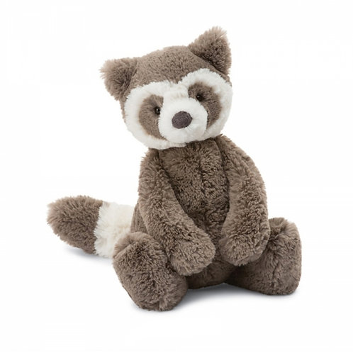 Jellycat Bashful Raccoon 可愛浣熊 31cm