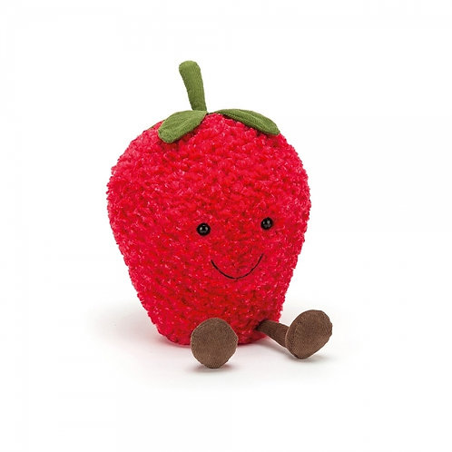 Jellycat Amuseable Strawberry 27cm 趣味草莓