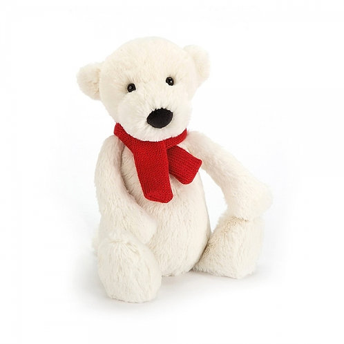 Jellycat Perry Polar Bear 北極熊 31cm