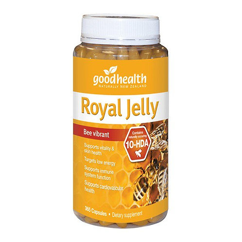 Good Health Royal Jelly 365c 好健康蜂王漿膠囊 365粒