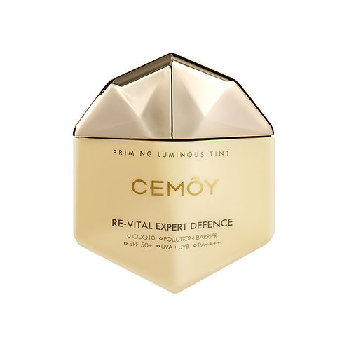 Cemoy Re-Vital Expert Defence Sunscreen SPF50+ 50g 小太陽防曬霜