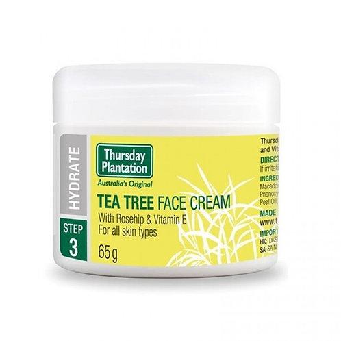 Thursday Plantation Tea Tree Face Cream 65g 茶樹面霜
