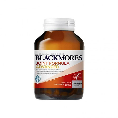 Blackmores Joint Formula Advanced 120t 加強型關節靈 120粒