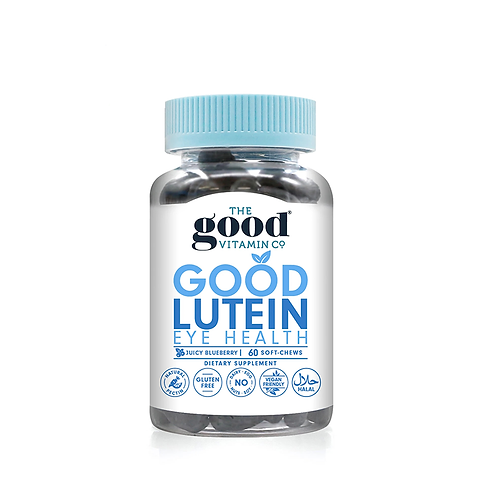 The Good Vitamin Co Lutein Eye Health 60 Soft Chews 成人葉黃素護眼軟糖60粒