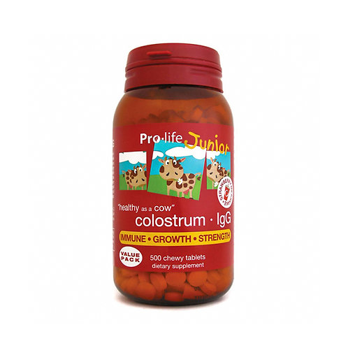 Prolife Colostrum Milk Chews  500t 牛初乳 500粒