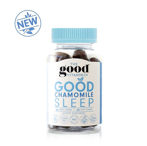 The Good Vitamin Co Sleep 60 Soft Chews 成人安睡助眠軟糖