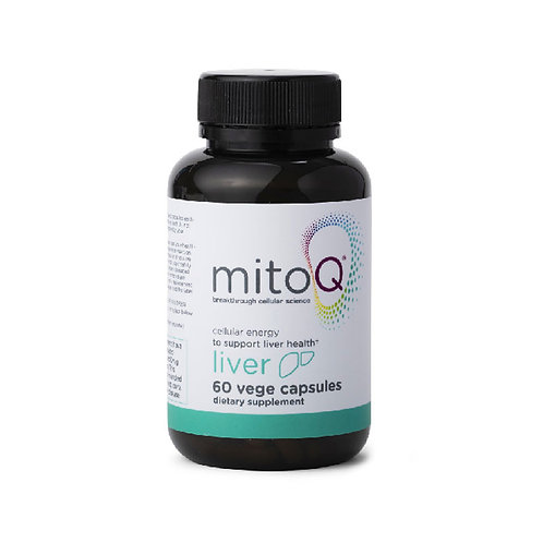 mitoQ Liver 60 capsules 護肝膠囊60粒