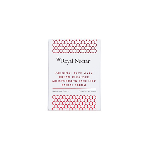 Royal Nectar Skincare Set 4*10ml 皇家蜂毒臻享禮盒裝-限量版 4*10ml