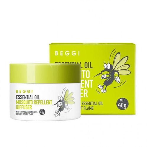 Beggi Essential Oil Mosquito Repellent Diffuser 40g 精油驅蚊香薰