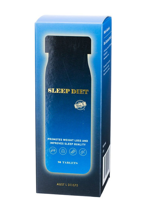 Bio-E Sleep Diet Tablets x90 晚安溶脂片90片